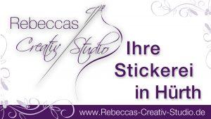Rebeccas Creativ Studio *Ihre Stickerei*